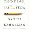 Fast, Slow Thinking