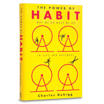 Power of Habit - Charles Duhigg - Book Cover Image 3-27-12