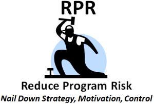 RPR - Reduce Program Risk - Logo