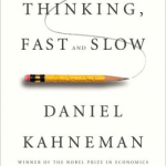 Thinking Fast and Slow - Daniel Kahneman - book cover