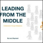 Leading from the Middle - Cover image
