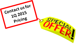 Special Pricing image