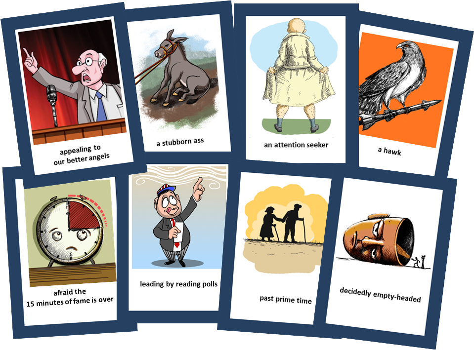 Zinger Cartoon cards - image of 8 for web